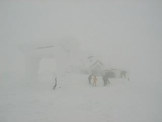 冬の刈田岳 14