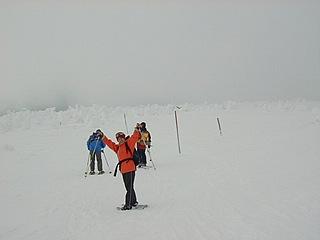 冬の刈田岳 16