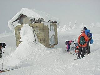 冬の刈田岳 17
