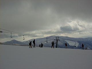 冬の刈田岳 21