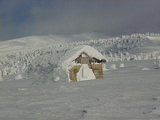 冬の刈田岳 9